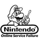 Nintendo Online Service Failure