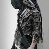 Alex Kidd(Carlos Lehder)_Interstellar Ninja Assassin_Deep Tech Samurai 1_Cape Town_10 August 2017