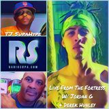 TJ SupaHype LIVE FROM THE FORTRESS w/ Jordan G, D Hunn, Ron, Wisdom Soul, Ash, Confusion 10/17/17