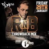 DJ Jonezy - BBC Radio 1Xtra - RnB Throwback Mix - ClubSloth 2016