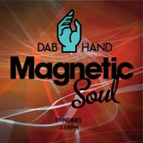 For The Love radio show May 2013 with Magnetic Soul guest mix