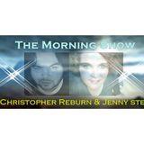 RARITY OF EVIL & DEMONIC FORCES Morning Show Christopher Reburn & Jenny Stewart