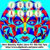 DJ PIERRE LIVE ON PURE RADIO 2013