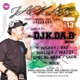 Live Mix 1.13.2018 in Jackass at Club Pure Osaka