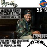 DJ As-One for THE WILD ONES on FM - Primetime Guest Mix (96.9 KISS FM TX)