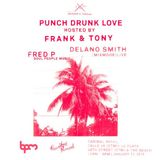 Frank & Tony @ Scissor and Thread  - BPM Festival 2015 11-01-15