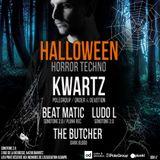 Ludo L - Halloween @ Sonotone 2.0 (31.10.16)