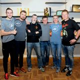 ULTRASI biegacz Bartosz Olszewski pływak Patryk Sobczyk oraz Spartan Andrzej Doromiejczuk RF Podcast