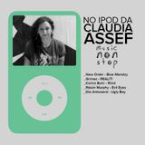 No iPod da Claudia Assef