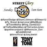 Street Glory on Hot 97 Live 6.4.2017