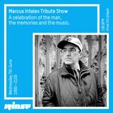 MARCUS INTALEX TRIBUTE SHOW @ RINSE FM - 07/06/17