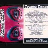 Trance Dance 1 - Mixed by Sergio 1992