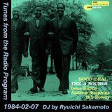 Tunes from the Radio Program, DJ by Ryuichi Sakamoto, 1984-02-07 (2018 Compile)