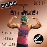 Jerry Downey on Hot Juice WCBN 88.3 FM