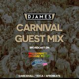 DJames - Carnival Guest Mix on Capital XTRA (Radio Rip)