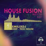 HOUSE FUSION - MARCH 2016 - MIX DJSET - EMILIXDJ - DEEP TECH HOUSE MARCH 2016 - emilixdj.net