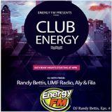 DJ Randy Bettis presents_ EnergyFM 'Club Energy' Mixshow, Eps. 4