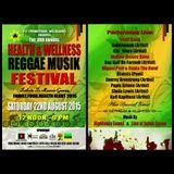 Highlanda Sound at Health & Wellness Reggae Musik Festival live 8-22-15