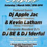 LIVE at Celebrate ATL, 3.14.15