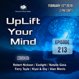 Free Will - UpLift Your Mind 213 (2019-02-12)