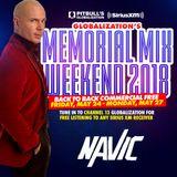 Pitbull's  Globalization Memorial Mix May, 25 2018