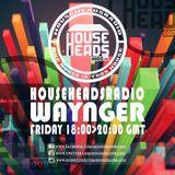 04.09.2015 Waynger - HouseHeadsRadio