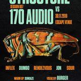 Structure vs 170 Audio promo mix