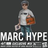 45 Live Radio Show pt. 74 with guest DJ MARC HYPE