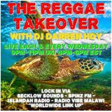 The Reggae Takeover 13th January 2016