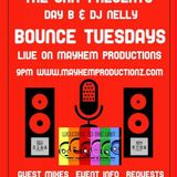 The Unit Presents : Bounce Tuesdays 001 mixed by DJ Nelly
