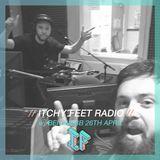 Itchy Feet - Radio Show 005 w/ Ben Webb [May 2016]
