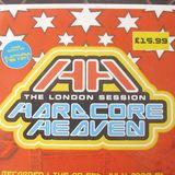 MARK E.G @ HARDCORE HEAVEN - LONDON SESSION (BRIXTON FRIDGE) 05.05.03
