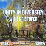 Kristofer - Unity in Diversity 376 @ Radio DEEA (26-03-2016)