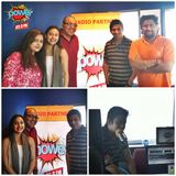 FFACE Team 2015 - Exclusive Interview on POWER FM - POWER MIC - ON