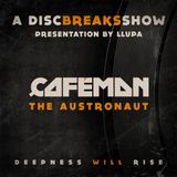 Cafeman's Darkbeat Sessions: The Disc Breaks Show guest mix