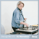Discogs Mix 072 - DJ Mamabear