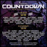 NGHTMRE - Live @ Insomniac New Year Eve Countdown (2016-12-31)