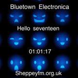 Bluetown Electronica live show 01.01.17