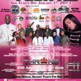 new years day, january 1 2013, toronto, canada, Throne Night Club, girls Rush,