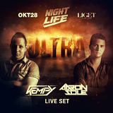 Kempy b2b Aaron Sole - Nightlife ULTRA | Liget Club 10.28