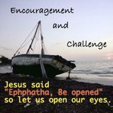 Challenge and Encouragement - the refugee crisis