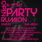 Opening Live 170617 At Rumion