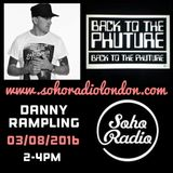 Back To The Phuture  (03/08/2016)