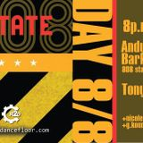 Andy Barker/808 STATE &Tony Ross LIVE for #808DAY // Report2Dancefloor