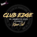 CLUB EDGE - MIXMASTER MAY 12