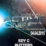 Active Line Six Live @ Q BAR Zadar - Easter 04.04.15