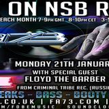 FDBE On NSB Radio - hosted by FA73 - Episode #44 - 21-01-2019