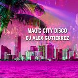 Magic City Disco DJ Alex Gutierrez