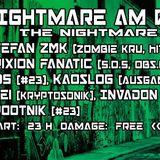 Stefan ZMK @ Nightmare am Wiesenweg PT2 - Berlin 2016 [industrial|dark|mental|hardcore|tekno|breaks]
