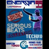 Energia 95 Session XVI - Viernes 24 de Junio - Serious Beats In The Mix